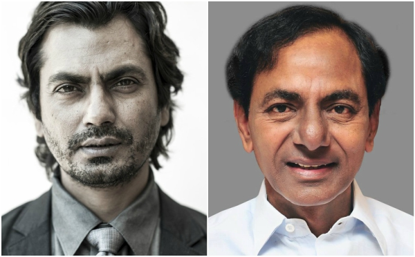 Bollywood actor to play Telangana KCR biopic?