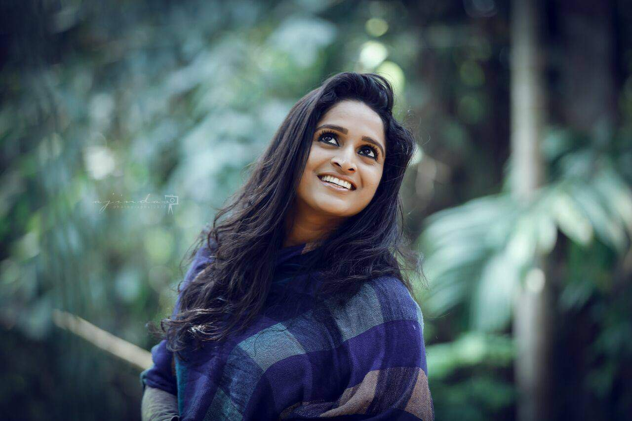 Surabhi Lakshmi gets trolled for having beef on a show on Onam