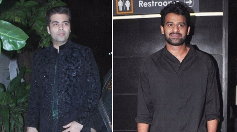 Prabhas-Karan Johar's movie called off?