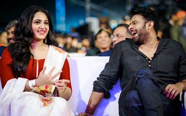 Prabhas Birthday: Anushka gifted costly watch to Saaho star