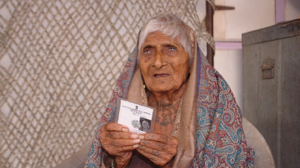 Gujarat Polls: Meet The World's Oldest Voter Ajiben Chandravadia