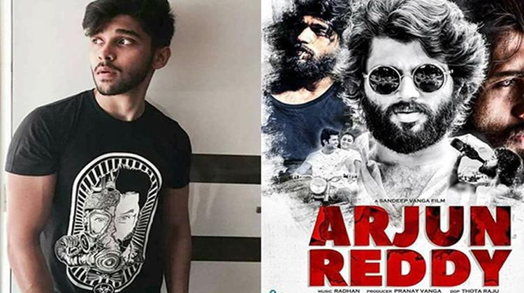 All Set For Arjun Reddy Tamil Remake