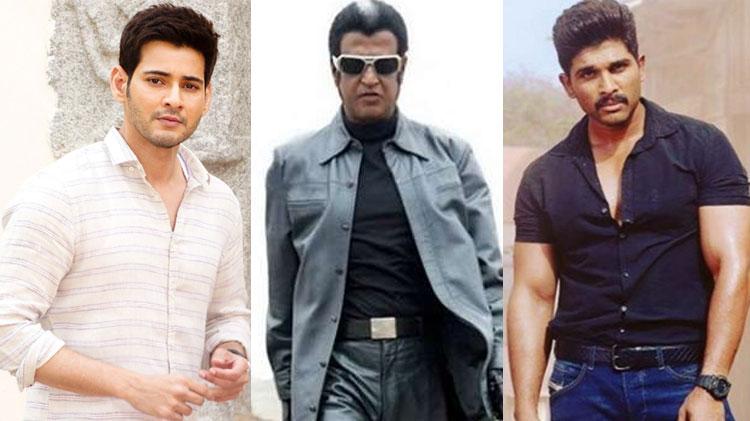 Mahesh vs Allu Arjun vs Rajinikanth summer box office!
