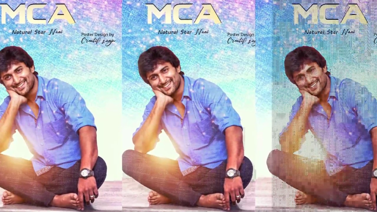 Nani's MCA First Day Estimated Collections